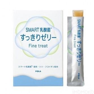 日本POLA 比菲德氏排毒益生菌乳酸菌果冻条 30袋入