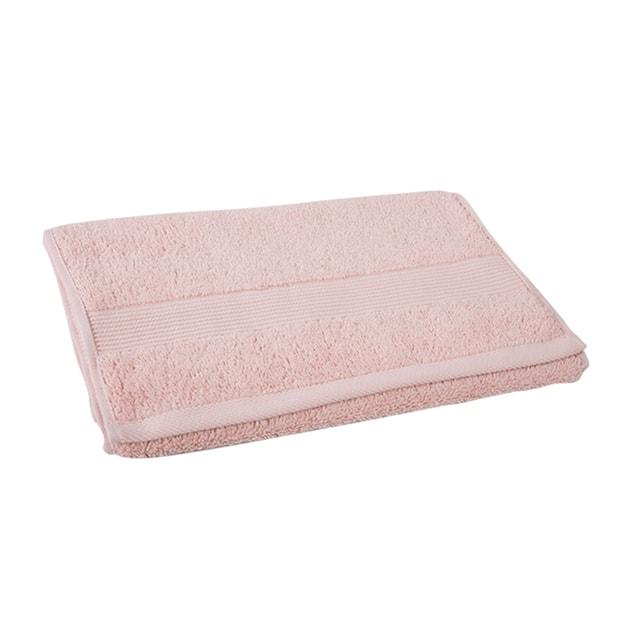 商品详情 - 苏宁极物 埃及进口长绒棉毛巾 粉色 - image  0