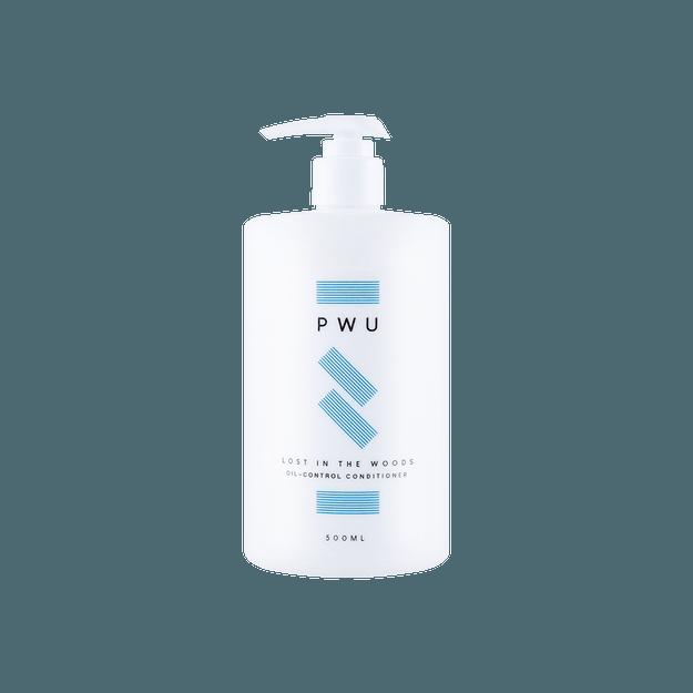 商品详情 - PWU朴物大美 控油去屑护发素 500ml - image  0