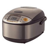 ZOJIRUSHI Micom Rice Cooker Warmer with Steaming Basket 1L NS-TSC10