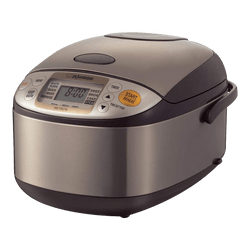 【Shipped from LA- 5~15 days】ZOJIRUSHI Micom Rice Cooker Warmer with Steaming Basket 1L NS-TSC10