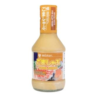 日本MIZKAN味滋康 日式火锅面食酱料 芝麻涮涮酱 250ml