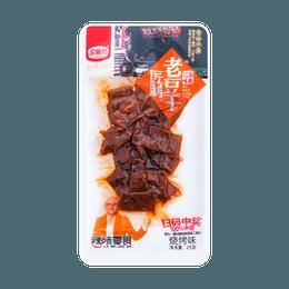 JINMOFANG Dried Bean Curd Snacks Barbecue Flavor 25g