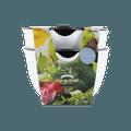 日本INOMATA 厨房洗菜盆 沥水篮 4件套