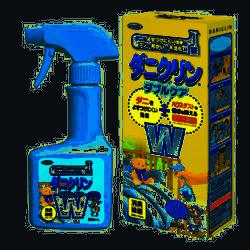 【新品热销】日本UYEKI 防螨虫喷雾剂 消臭除菌+花粉对策 双效配方 250ml 过敏痘痘克星