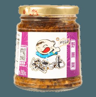 四川高福记 饭扫光 野蕨菜下饭菜 280g