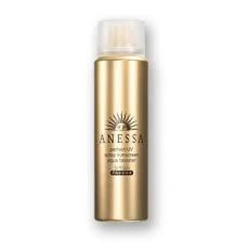 SHISEIDO ANESSA Perfect UV Spray Sunscreen Aqua Booster SPF50+PA+++ 60g