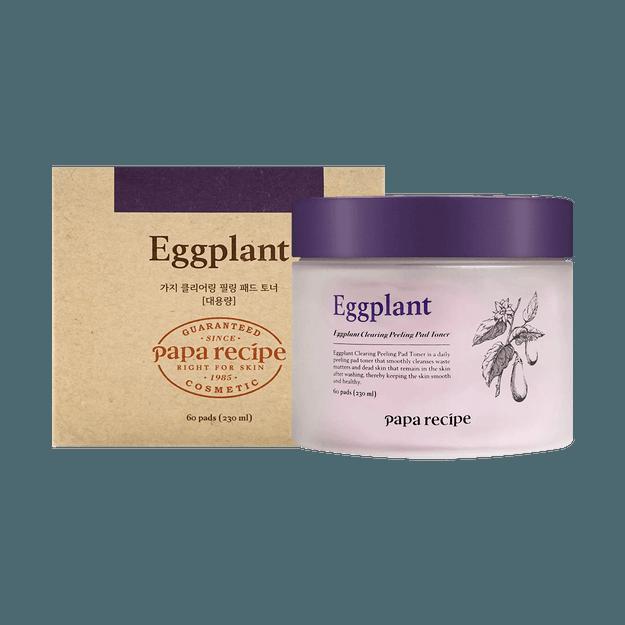 Product Detail - PAPA RECIPE Eggplant Clearing Peeling Pad Toner 230ml - image 0