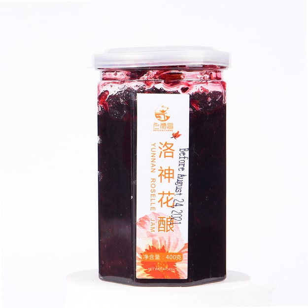 Product Detail - REN XIN CHANG Pure Preserved Roselle Jam Yunnan Roselle Tea 14.1 oz - image 0