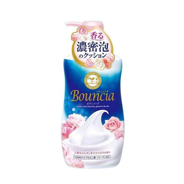 Product Detail - BOUNCIA Body Soap Feminine Rose Bouquet Fragrance 550ml - image 0