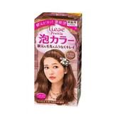 日本KAO花王 LIESE PRETTIA 泡沫染发剂 #玫瑰茶棕 1組入 COSME大赏第一位