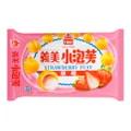 台湾IMEI义美 名产小泡芙 草莓味 65g