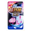 日本UNICHARM苏菲 超熟睡双翼最长卫生巾 夜用型 42cm 10片入