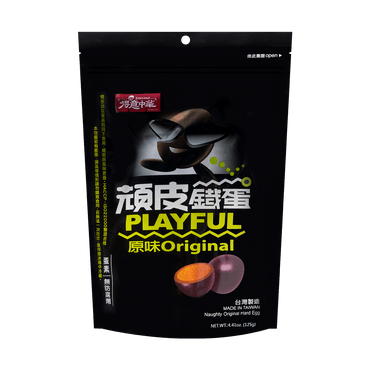 DE DELICIOUS Hard Egg Original Flavor 125g