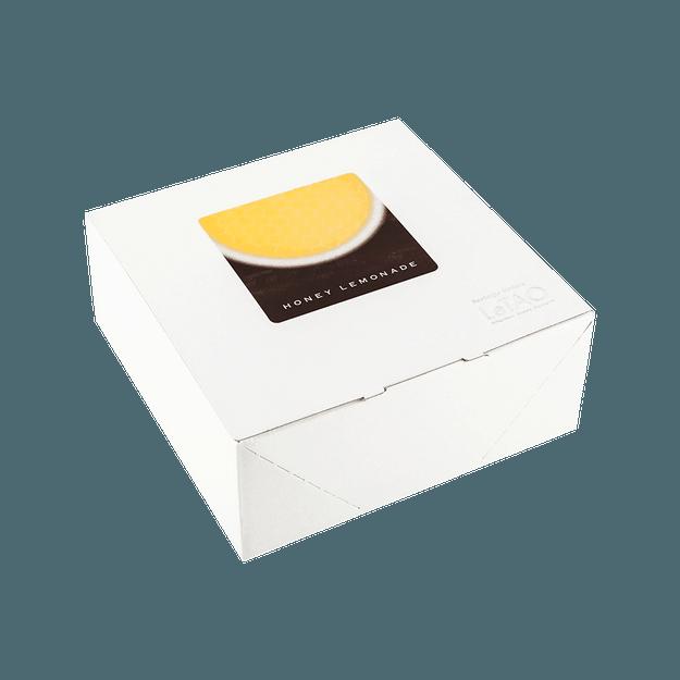 商品详情 - 【冷冻】日本LeTAO 蜂蜜柠檬慕斯蛋糕 一切装 - image  0