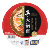 YUMEI Master Chief Sichuan Instant  Spicy Hot Pot Noodle 188g