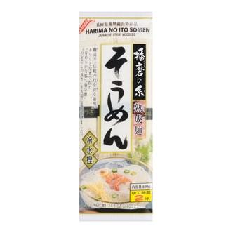 日本SHIRAKIKU赞岐屋 日本特色播磨の系挂面 400g