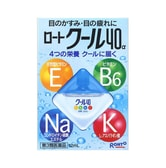 ROHTO Eye Drop #Blue 12ml