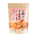 WOLONG Toasted Bread Slice Spicy Flavor 138g