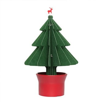 HEALING GEAR Natural Evaporative Humidifier (Tree) 340ml