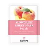 韩国 RE:CIPE 自然植萃 蜜桃面膜 1片入