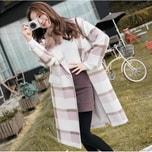 ATTRANGS  coat Lavender free size