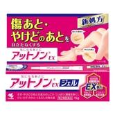 日本小林制药 无痕去疤去痘印透明啫喱膏 15g