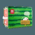 【亚米独家】【网红新品】零食研究所 西瓜夹馅吐司 超值盒装入 480g