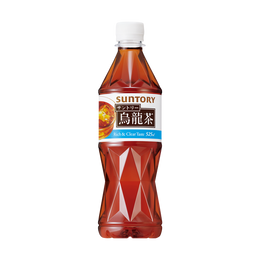Soft Drink Oolong Tea 525ml