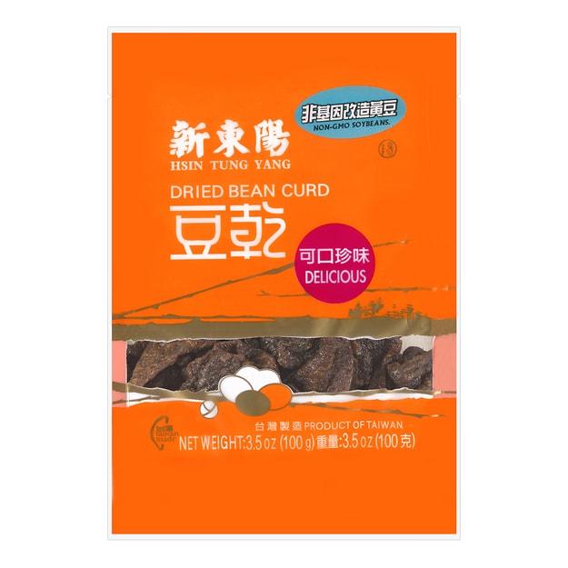 商品详情 - 台湾新东阳 豆干 可口珍味 100g - image  0