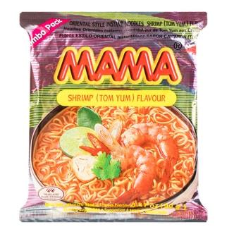泰国MAMA妈妈 酸辣虾味方便面 90g