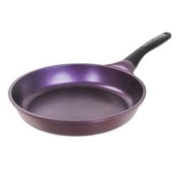 """CONCORD PurpleChef 10.5"""" 不粘涂层铸铝炒锅平底锅 电磁炉适用"""