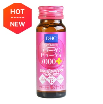DHC Collagen Beauty Supplement Drink 7000mg 50ml