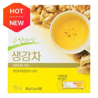 韩国OTTOGI不倒翁 速溶生姜茶 15条入 195g