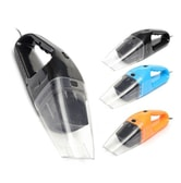 LORDUPHOLD 12V 100W High Power Car Vacuum Cleaner Dry Wet Electrical Appliances Electronics Collector Debris Orange 1 pc
