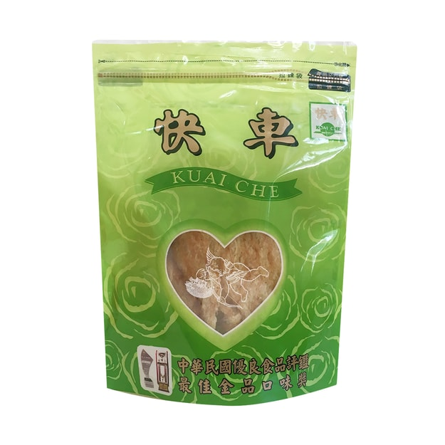Product Detail - KUAICHE C5 Roasted Squid Slices 200g - image 0