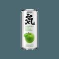 元气森林 青苹果味苏打气泡水 罐装 330ml