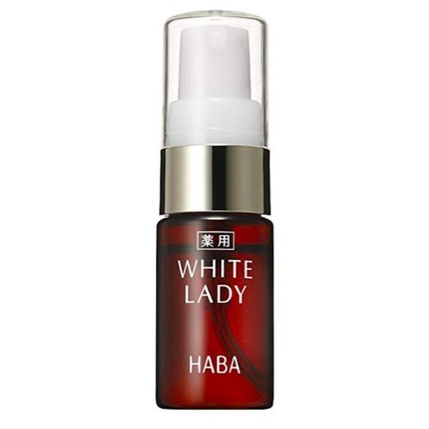 Product Detail - HABA Whitening Spotlight WHITE LADY Snow White Beauty Essence 10ml - image  0
