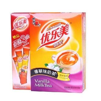 喜之郎 优乐美 香草味奶茶10+3特惠装