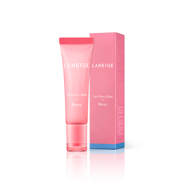 Product Detail - LANEIGE Lip Glowy Balm #Berry 10g - image 0