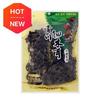 CHUANZHIWEI Black Tender Fungus 85g