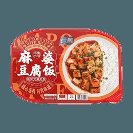 【全美首发】与美 麻婆豆腐饭 158g