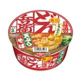 日本NISSIN日清 兵卫 迷你全麦天妇罗荞麦方便面 46g