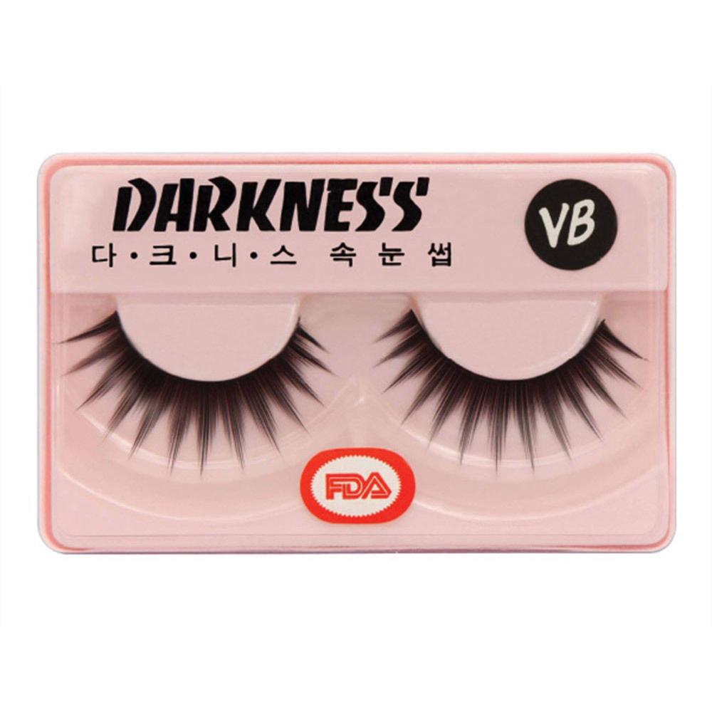 韩国DARKNESS 达克尼斯假睫毛 #VB 1盒1对 怎么样 - 亚米网