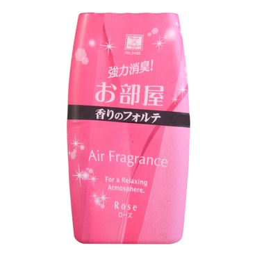 KOKUBO Room Air Fragrance Deodorizer Rose Aroma 200ml