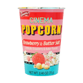 Popcorn Cinema Artificially Strawberry&Butter Flavored 70g