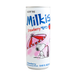 LOTTE Milkis Strawberry Flavor 250ml