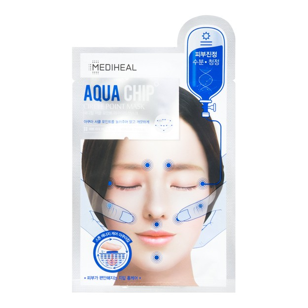 MEDIHEAL Circle Point Aquachip Mask 25ml