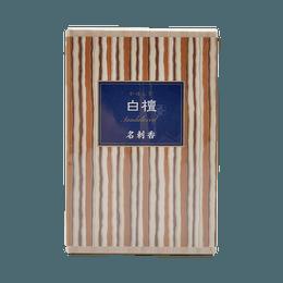 日本香堂||KAYURAGI 名片香||白檀 6片