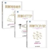 图解HTTP+图解TCP/IP+图解网络硬件(套装共3册)